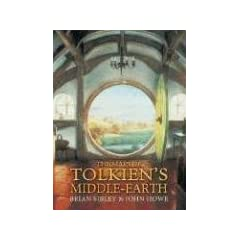 The Maps of Tolkien's Middle-earth by Brian Sibley, John Howe and J.R.R. Tolkien