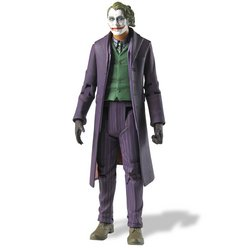 Buy Low Price Mattel Dark Knight Action Figures:The Joker (B001B11NW6)