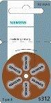 Zink-Luft Hochleistungs-Batterien - Siemens S 312