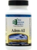 Ortho Molecular - Adren-All 120 Capsules