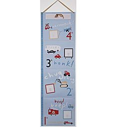 Meri Meri Baby on Board Personalizable Growth Chart