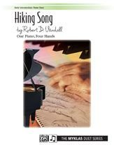 Hiking Song SheetHiking Song Sheet