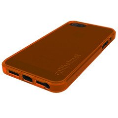 Special Sale cellhelmet iPhone 5 Case - cellhelmet iPhone 5 Case - Orange