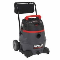 2-Stage Wet/Dry Vac, Model RV2400A, 14 gal, 11.5 A, Sold as 1 EA