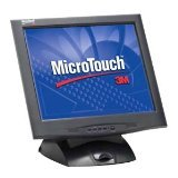 3M M1700SS MICROTOUCH BLACK