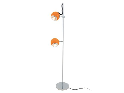 Leitmotiv Floor Lamp, Retro, Two Lights