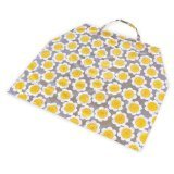 Carter's Nursing Cover, Yellow Floral