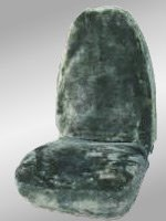 Sheepskin Carseat Covers front-889353