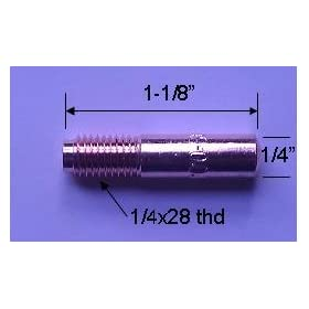 "10 MIG Contact Tips 000-067 000067 0.030"" for Miller Hobart Guns"