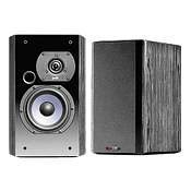 Polk Audio LSi7 Bookshelf Speakers (Pair, Ebony) by Polk Audio