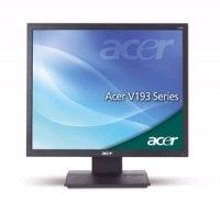 Acer V193Db 19 inch SXGA TFT LCD - Black