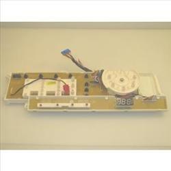 Lg Electronics 6871Ec2041A Washing Machine Pcb Display Board Assembly front-208825