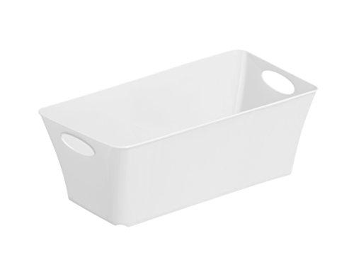 Rotho-Allzweckbox-Living-aus-Kunststoff-universell-einsetzbar-als-Aufbewahrungsbox-in-Kinderzimmer-Bro-Bad-Wohnzimmer-etc-2-l-ca-252x134x9-cm-LxBxH-wei-auch-andere-Farben-verfgbar