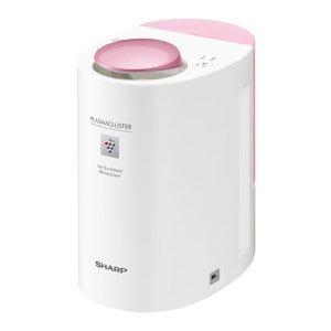 シャープ プラズマクラスターデスクトップモイスチャー(ピンク系)SHARP IB-HU33-P