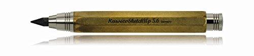 Kaweco Sketch 5,6 mm 8-kant Fallbleistift Messing roh