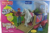 Fisher Price Loving Family Horse Trailer and Pony (Fisher Price Doll Horse compare prices)