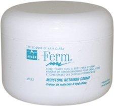 Avlon Ferm Moisture Retainer Creme - 8 oz