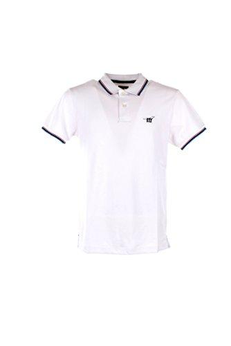 Polo Uomo Henry Cotton's S Bianco 83295-50-84283 Primavera Estate 2016