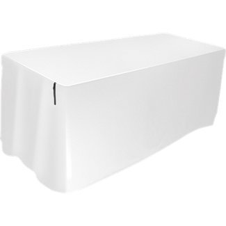 Ultimate Support Table Cover 4-Foot White Usdj4Tcw