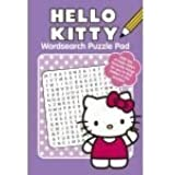 Alligator Books Hello Kitty Wordsearch Puzzle Pad 2