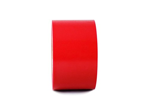 T.R.U. EL-766AW Red General Purpose Electrical Tape 2