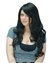 "Wig - ""Broadway"" - Janet's Collection - Long Curly Women's or Crossdresser's Wig - Available in 6 Different Amazing Color Options!"