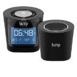 Bump Digital MP3/FM Radio Boombox with Remote Wireless Speaker