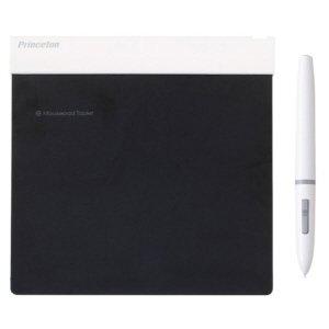 プリンストンテクノロジー マウスパッドタブレット(ブラック) PTB-MT2BK
