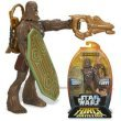 Star Wars: Force Battlers - Chewbacca with Lightsaber - 1