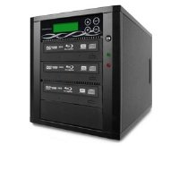 Spartan 500GB Hard Drive to 3 Target Multiple Blu Ray Disc Copy Duplicator with USB connection to PC (Standalone Video & Audio Disc Duplication System) B03-SSPPRO