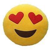 LI&HI Emoji Lachen Emoticon Kissen Polster Dekokissen New...
