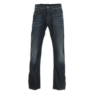 G Star Yield Loose Mens Jeans Dark Denim 28 L30