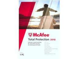 Mcafee Total Protection 2010 front-670749