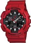 Casio - G-Shock watch X-Large Series - GA-100B-4A