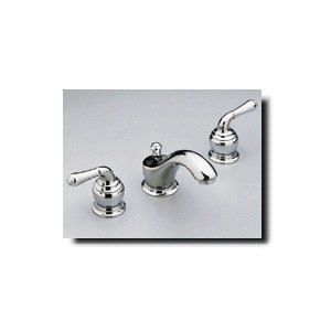 Unique Moen Monticello Bathroom Sink Faucet Widespread