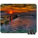 plymouth-harbor-jetty-mouse-pad-mousepad-sunsets-mouse-pad