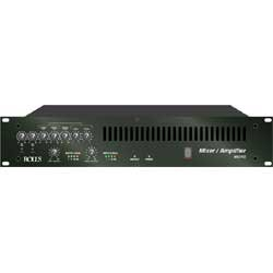 Rolls Ma2152 Mixer Amplifier 2 Microphone Inputs With Phantom Power, 3 Stereo Source Inputs