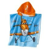 Disney® Planes Bath Towel/Wash Mitt Set - Blue / Orange - 1