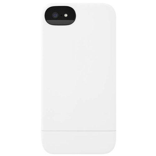 incase Slider Case for iPhone 5 White Gloss CL69036 スライダーケース ホワイト グロス 白 つやあり