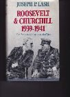 Roosevelt and Churchill (023396844X) by JOSEPH P LASH