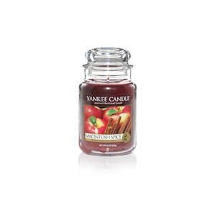 Yankee Candle Large 22oz Jar - Macintosh Spice from Yankee Candles