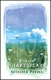 William Shakespeare Selected Poems