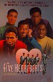 "Five Heartbeats Original One Sheet Movie Poster 27"" X 40""."
