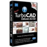 TurboCAD 20 Deluxe 2D CAD Design & 3D Modeling Software for Windows (3d Modeling Software compare prices)