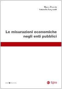 Le misurazioni economiche negli enti pubblici