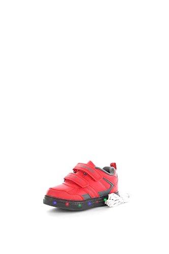 Super Jump 2910 Sneakers Bambino Eco-pelle Rosso Rosso 35