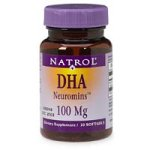 Natrol Dha Omega-3 100Mg, 30 Softgels
