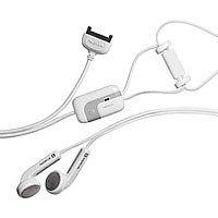 Nokia Headset HS-3 Stereo N70, N71, N72, N73, N80, N90, N93 weiß