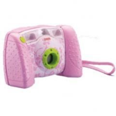 Fisher Price Kid-Tough Digital Camera for Girls