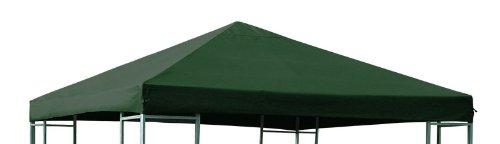 Ersatzdach für Pavillon 3×3 Meter dunkelgrün, wasserdicht günstig